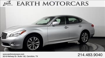 2013 Infiniti M37 for sale in Carrollton, TX