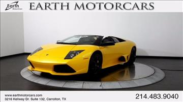 2009 Lamborghini Murcielago for sale in Carrollton, TX