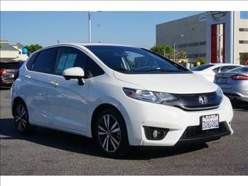 2015 Honda Fit for sale in Gardena, CA