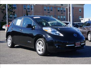 2014 Nissan LEAF for sale in Gardena, CA