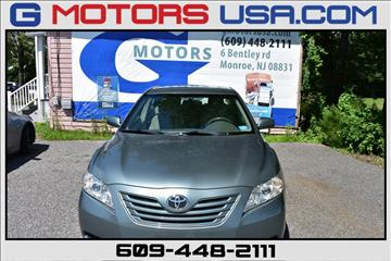 2007 Toyota Camry for sale in Monroe, NJ