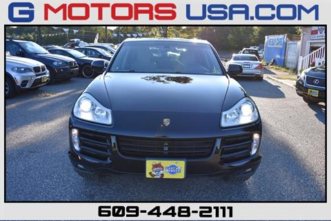 2009 Porsche Cayenne for sale in Monroe, NJ