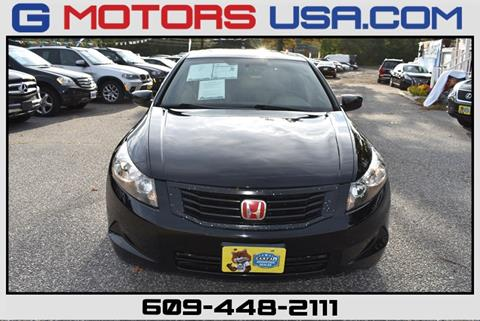 2009 Honda Accord for sale in Monroe, NJ