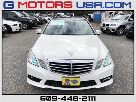 2011 Mercedes-Benz E-Class for sale in Monroe, NJ