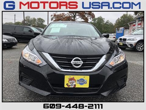 2016 Nissan Altima for sale in Monroe, NJ