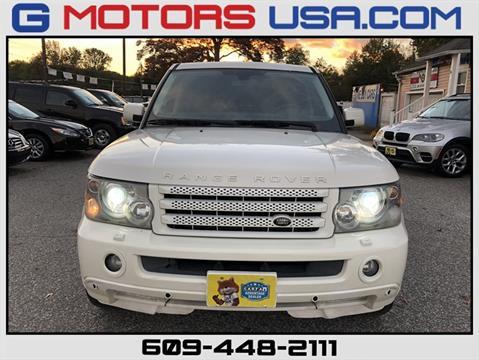 2007 Land Rover Range Rover Sport for sale in Monroe, NJ