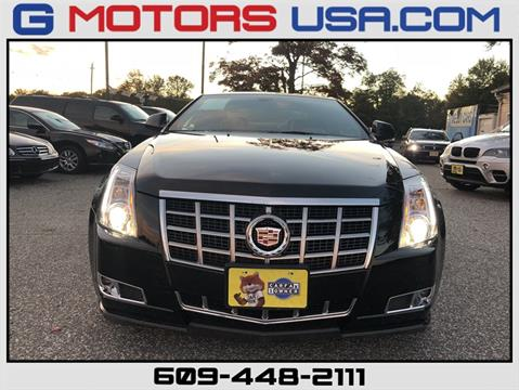 2014 Cadillac CTS for sale in Monroe, NJ