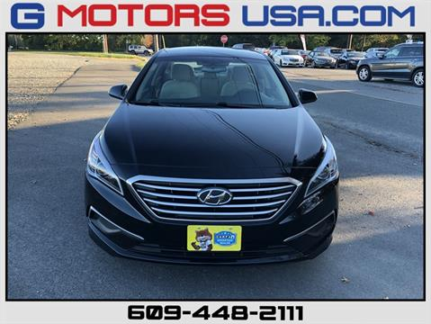 2016 Hyundai Sonata for sale in Monroe, NJ
