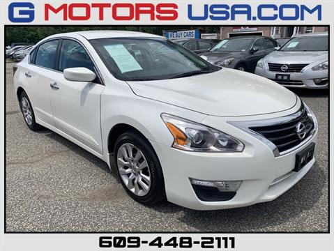 2015 Nissan Altima for sale in Monroe, NJ