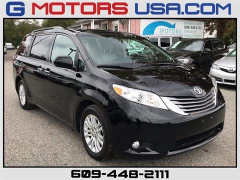 2017 Toyota Sienna for sale in Monroe, NJ