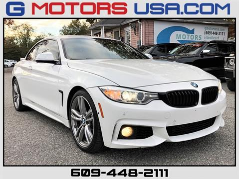 2016 BMW 4 Series for sale in Monroe, NJ