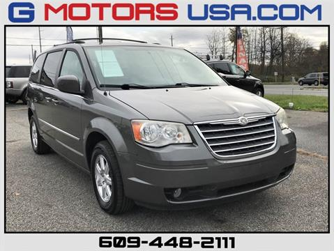 2010 Chrysler Town and Country for sale in Monroe, NJ