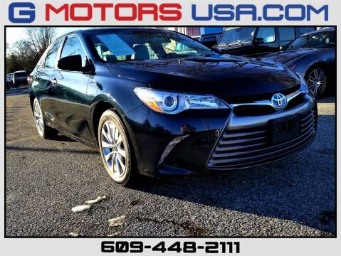 2015 Toyota Camry Hybrid for sale in Monroe, NJ