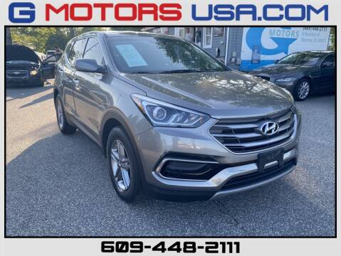 2017 Hyundai Santa Fe Sport 2.4L for sale at G Motors in Monroe NJ