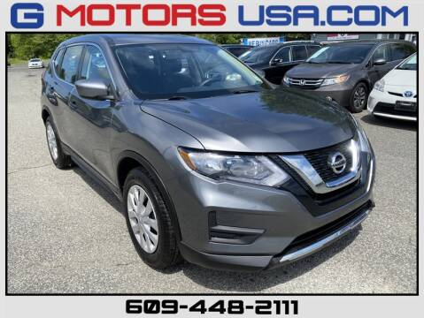 2017 Nissan Rogue for sale at G Motors in Monroe NJ