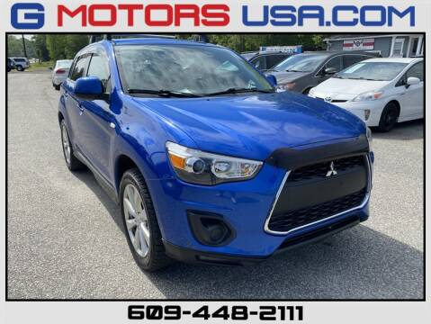 2015 Mitsubishi Outlander Sport 2.4 ES for sale at G Motors in Monroe NJ