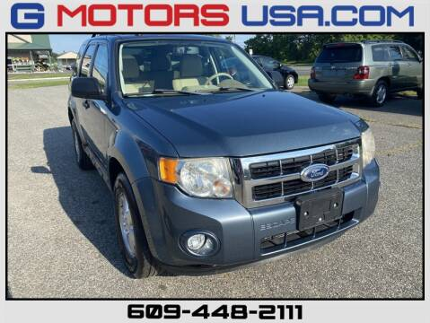 2011 Ford Escape for sale at G Motors in Monroe NJ