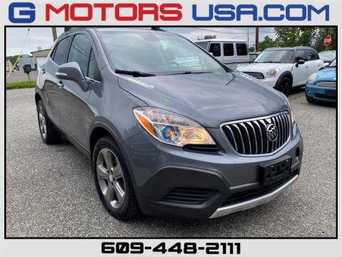 2014 Buick Encore for sale at G Motors in Monroe NJ