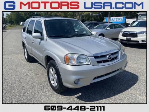 2005 Mazda Tribute for sale at G Motors in Monroe NJ