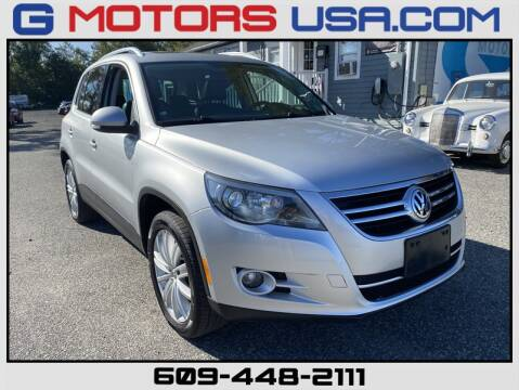 2011 Volkswagen Tiguan for sale at G Motors in Monroe NJ