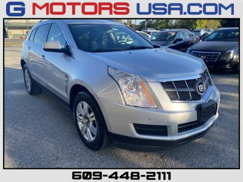 2011 Cadillac SRX for sale at G Motors in Monroe NJ