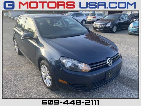 2011 Volkswagen Golf for sale at G Motors in Monroe NJ