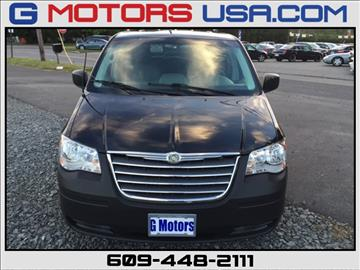 2009 Chrysler Town and Country for sale in Monroe, NJ