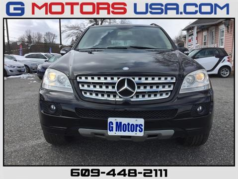 2008 Mercedes-Benz M-Class for sale in Monroe, NJ