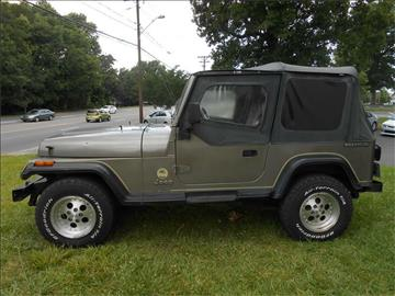 1989 Jeep Wrangler for sale in Matthews, NC