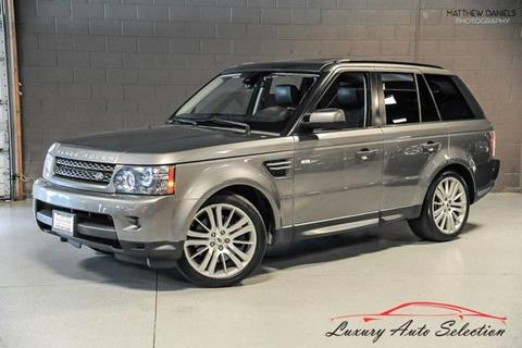 2010 Land Rover Range Rover Sport for sale in Chicago, IL