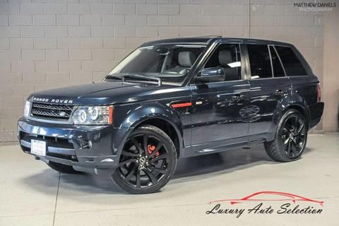 2011 Land Rover Range Rover Sport for sale in Chicago, IL