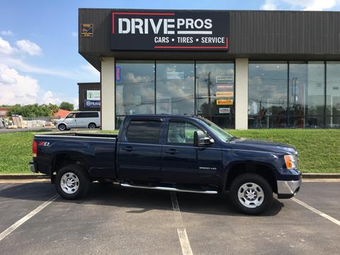 2010 GMC Sierra 2500HD for sale in Charles Town, WV