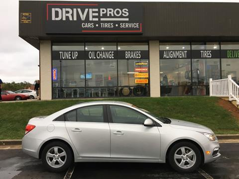 2015 Chevrolet Cruze for sale in Charles Town, WV
