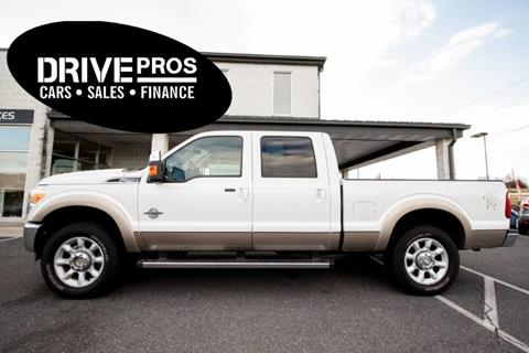 2011 Ford F-250 Super Duty for sale in Charles Town, WV