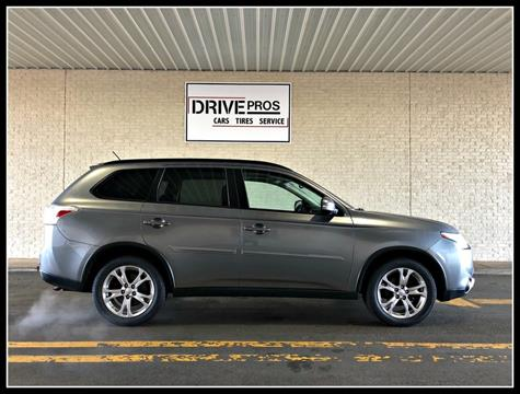 2015 Mitsubishi Outlander for sale in Charles Town, WV