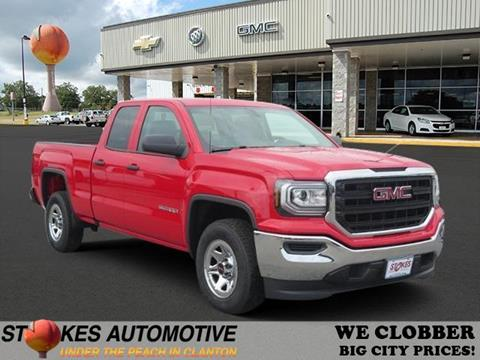 2017 GMC Sierra 1500 for sale in Clanton, AL