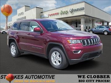 2017 Jeep Grand Cherokee for sale in Clanton, AL