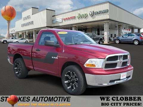 2010 Dodge Ram Pickup 1500 for sale in Clanton, AL