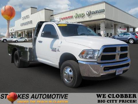 2014 RAM Ram Chassis 3500 for sale in Clanton, AL