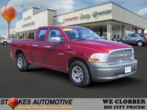 2009 Dodge Ram Pickup 1500 for sale in Clanton, AL