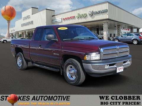 2001 Dodge Ram Pickup 2500 For Sale  Carsforsalecom