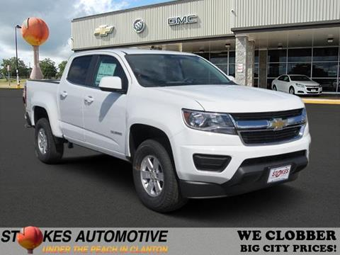 2018 Chevrolet Colorado for sale in Clanton, AL