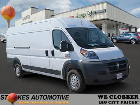 2018 RAM ProMaster Cargo for sale in Clanton, AL