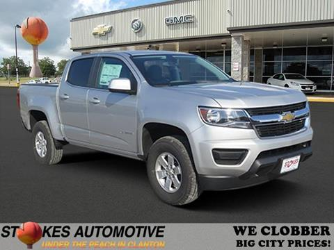 2018 Chevrolet Colorado for sale in Clanton, AL