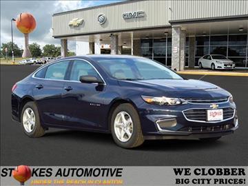 2017 Chevrolet Malibu for sale in Clanton, AL