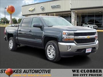 2017 Chevrolet Silverado 1500 for sale in Clanton, AL