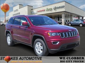 2017 Jeep Grand Cherokee for sale in Clanton, AL