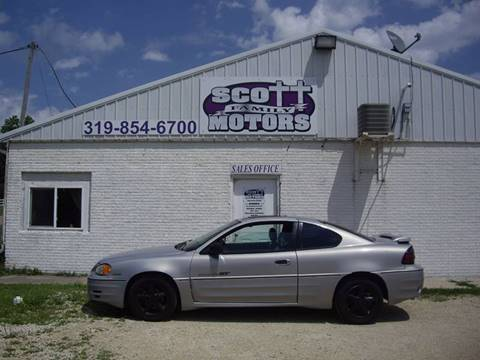 2000 Pontiac Grand Am for sale in Springville, IA