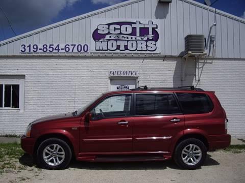 2004 Suzuki XL7 for sale in Springville, IA