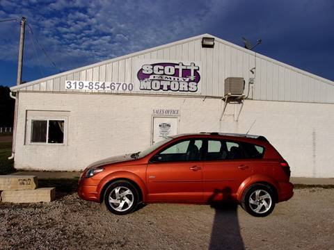 2004 Pontiac Vibe for sale in Springville, IA